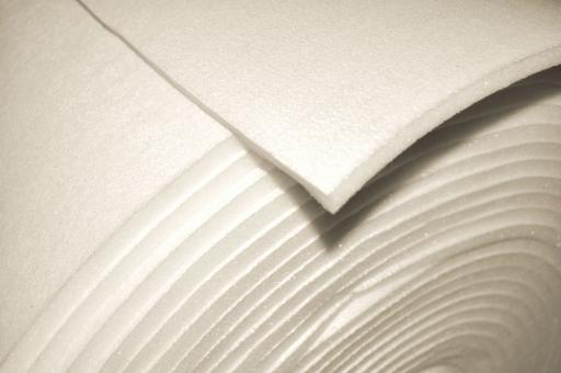 Schaumstoff 140 cm Meterware - 15 mm