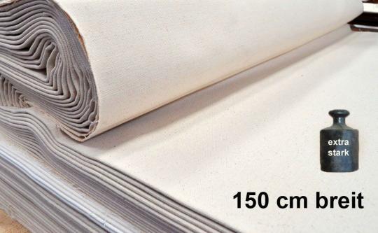 Baumwollstoff Köper - 300 g/qm
