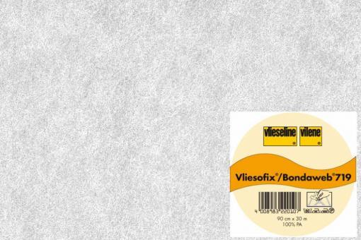 Vliesofix - 90 cm - Weiß