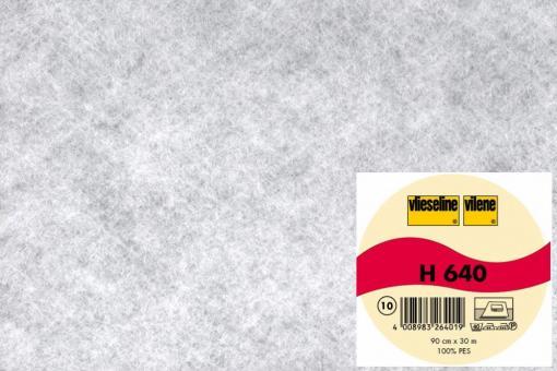 Volumenvlies H 640 - 90 cm - Weiß