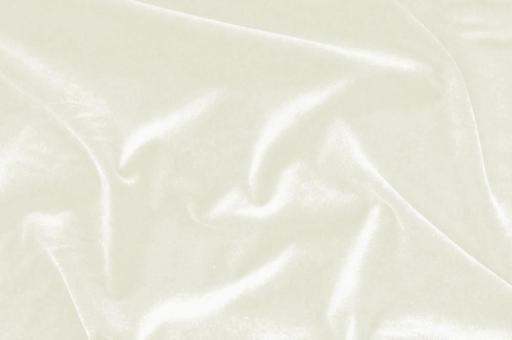 Möbelsamt-Stoff - Uni Weiß