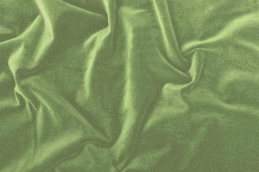 Möbelsamt-Stoff - Uni Lindgrün