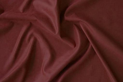 Polsterstoff Light - Micro-Velours - 280 cm Bordeaux