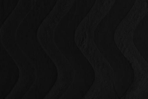 Kurzhaar-Fellimitat - Uni Schwarz