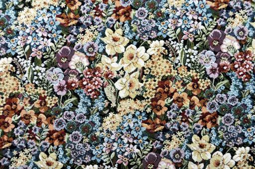 Gobelin Polsterstoff - La Fleur