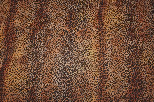 Wildleder-Imitat - Wilderness Leopard Baby
