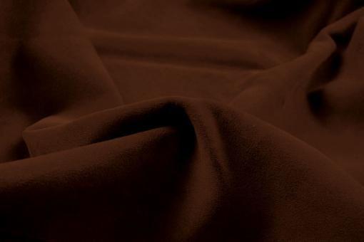 Echtleder Stück Velours -  Rocky Mountain Schokobraun