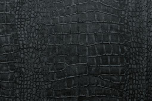 Möbelsamt-Stoff Kroko - Grau