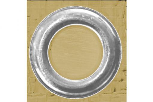Ösen-Großpackung - Ø 8,5 mm - 200 Stück - Silber