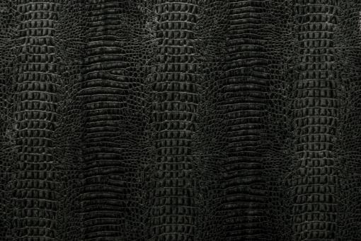 Möbelsamt-Stoff Schlange - Grau