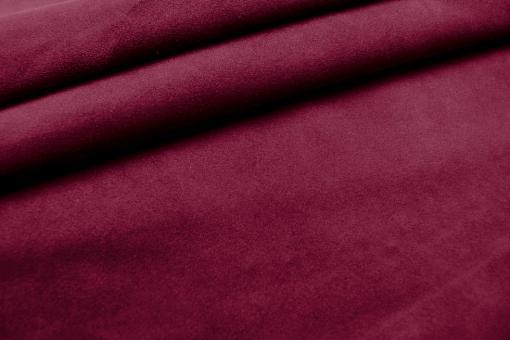 Echtleder Stück Velours -  Rocky Mountain Bordeaux